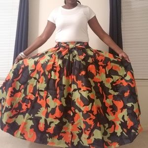 Dresses & Skirts - Camflauge skirt